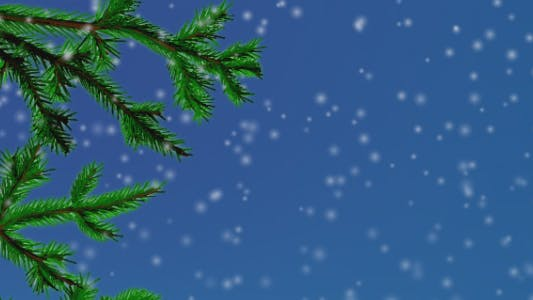 Thumbnail for Christmas Tree Branches