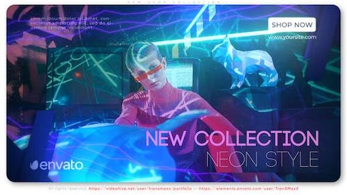 New Neon Collection