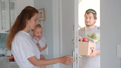Convenient Home Food Delivery