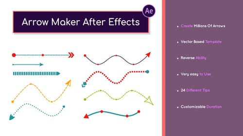 Arrow Maker After Effects