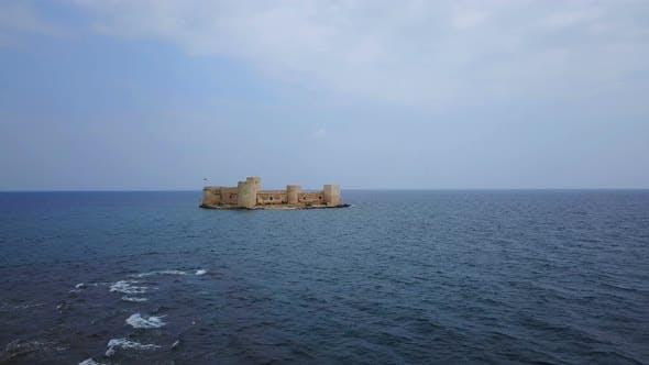 Thumbnail for Travel Destination Maiden Castle, Mersin Coast of Mediterranean Sea, Turkey
