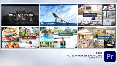 Hotel & Resort Showcase