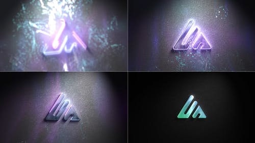 Wall Neon Logo