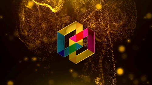 Emerging Flow Logo Reveal