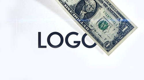 Money Logo Opener