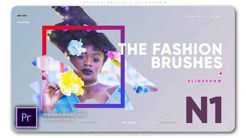 Fashion Brushes Slideshow