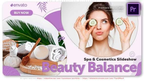 Spa & Cosmetics Slideshow