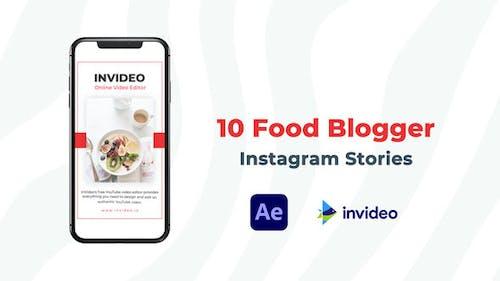 Food Blogger Instagram Story