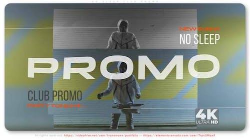 No Sleep | Club Promo