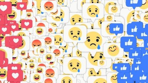 Transitions Facebook Emoji Pack 8 In 1