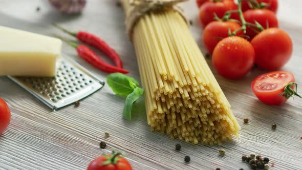 Thumbnail for Ingredients for Cooking Pasta