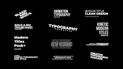Typography Titles | DaVinci Resolve