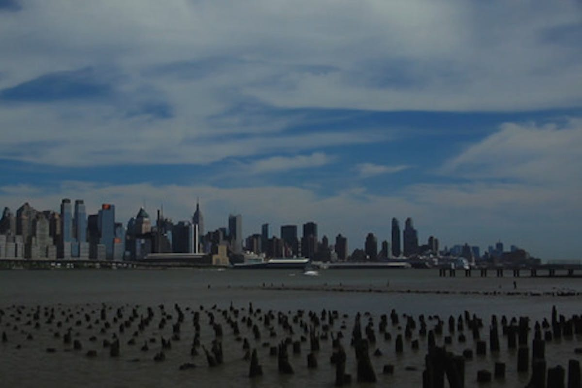 New York City Time Lapse With Old Pier Full Hd By Nyc Media Group On Envato Elements
