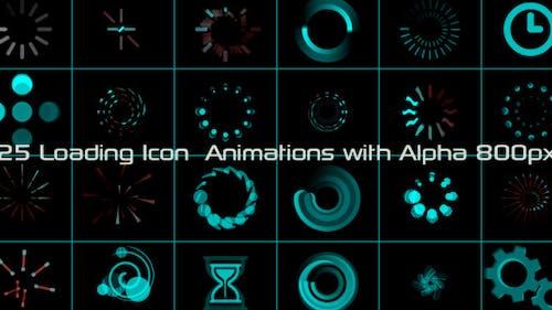Loading Icon Animations