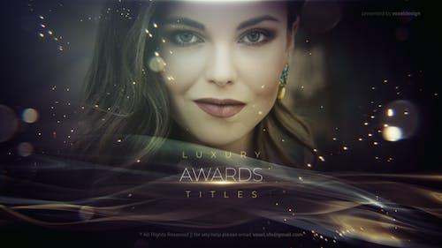Luxury Awards Titles