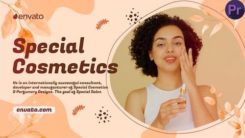 Beauty Salon and Cosmetics Slideshow