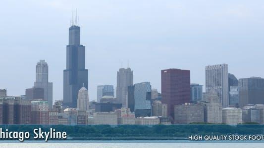 Thumbnail for Chicago Skyline (8-pack)