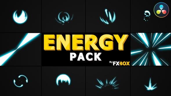 Energy Elements   DaVinci Resolve