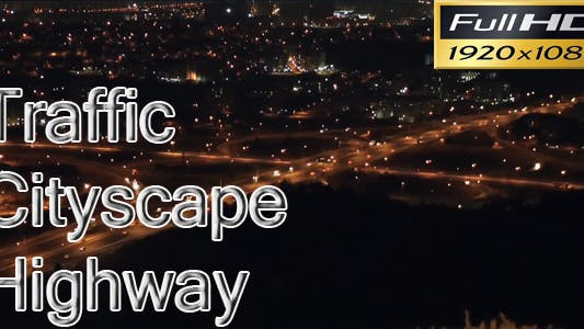 Thumbnail for Traffic Cityscape Highway