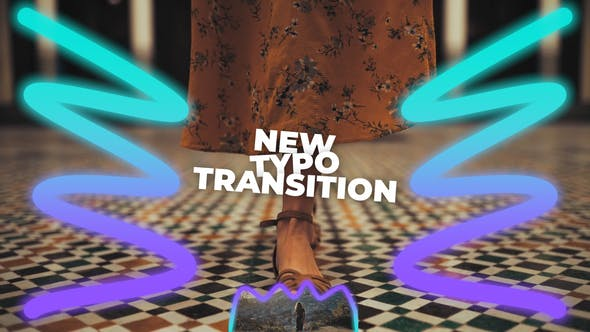 New Typo Transitions
