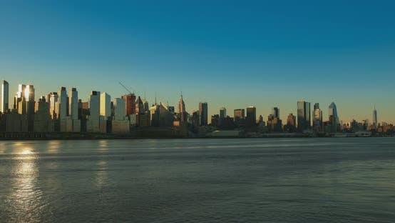 Thumbnail for Manhattan Morning New York City B