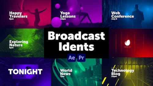 Broadcast Idents