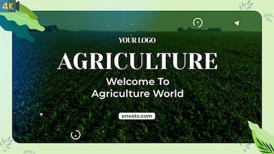 Agriculture Slideshow | MOGRT