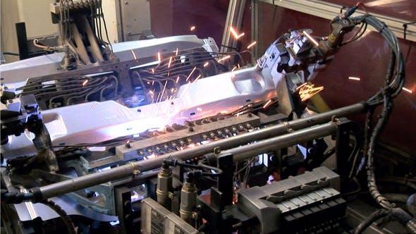 Thumbnail for Laser Welding Robot
