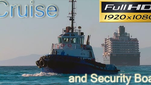 Cruise and Security Boat