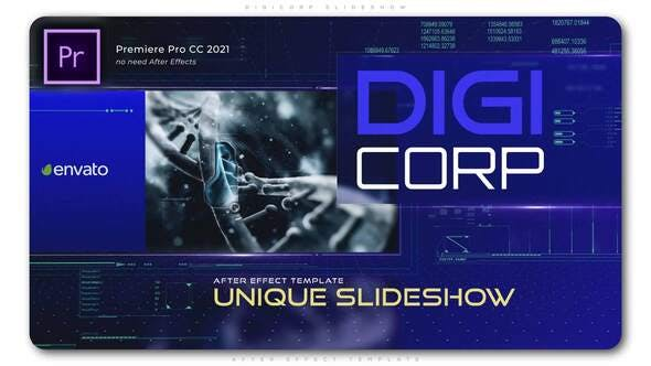 DIGICORP Slideshow