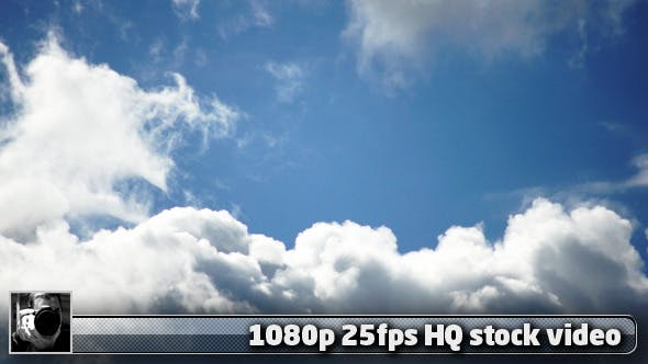 Thumbnail for Real Clouds Time Lapse 12