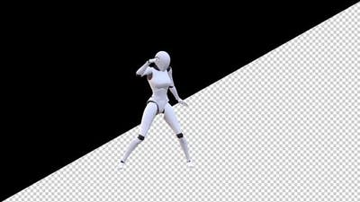 Android Female Dancer Pack