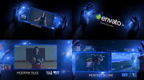Interactive Hand Gestures