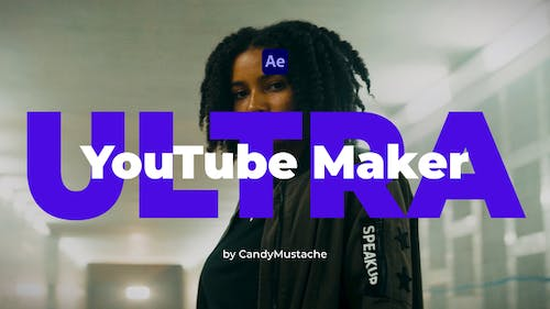 Ultra YouTube Maker   After Effects