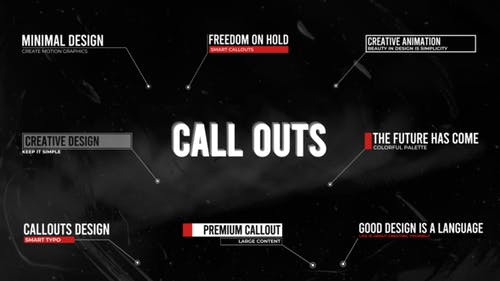 Call Outs