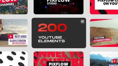 YouTube Elements for Premiere Pro