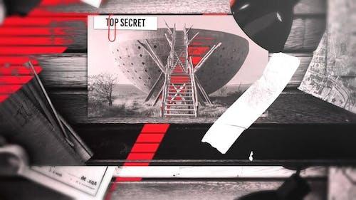 Top Secret: Confidential Intro