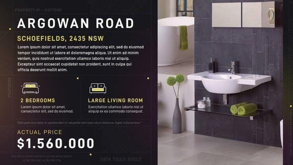 Real Estate Minimal Promo