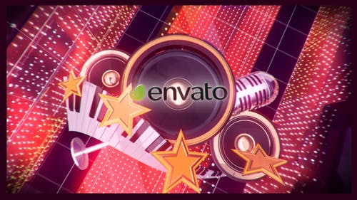 Music Top 10 Logo Opener