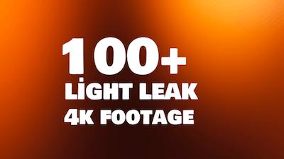 Cinematic Light Leaks Pack