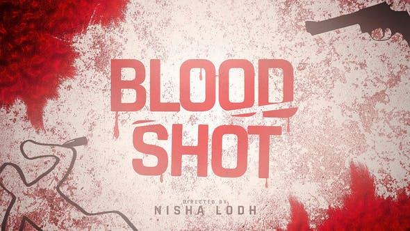 Blood Shot Title