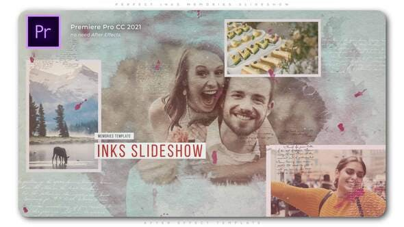 Perfect Inks Memories Slideshow