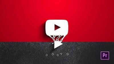Youtube Minimal Liquid Logo