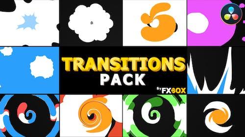 Funny Transitions | DaVinci Resolve