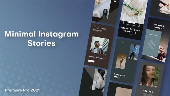 Minimal Stories | Premiere Pro
