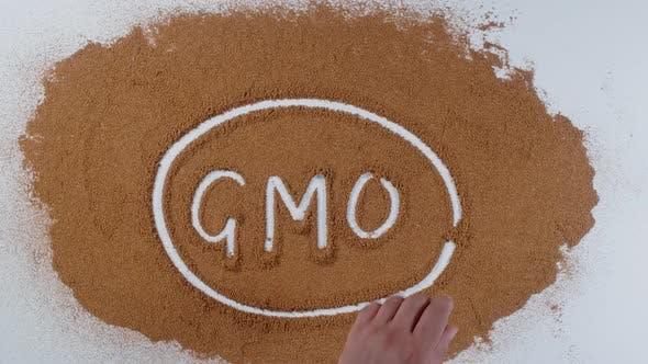 Thumbnail for Hand Writes On Soil  Gmo