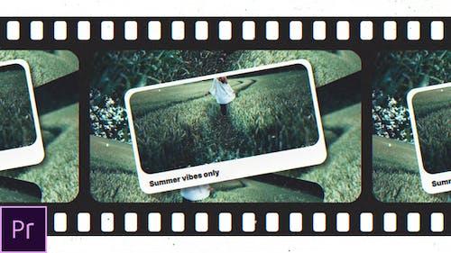 Sun Burner - Summer Slideshow 4K