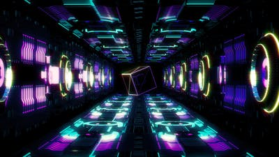 Cube Dance Tunnel