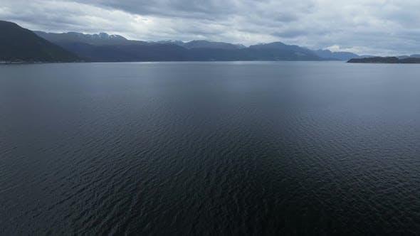 Thumbnail for Hardanger fjord
