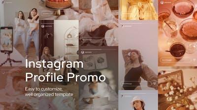 Instagram Profile Promo